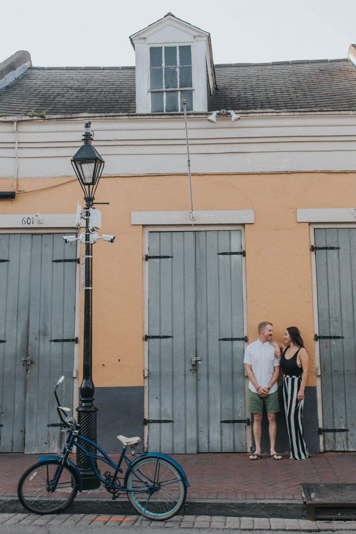 Eliza's Proposal in New Orleans, LA