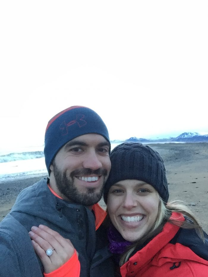 Wedding Proposal Ideas in Snaefellsnes peninsula in Iceland
