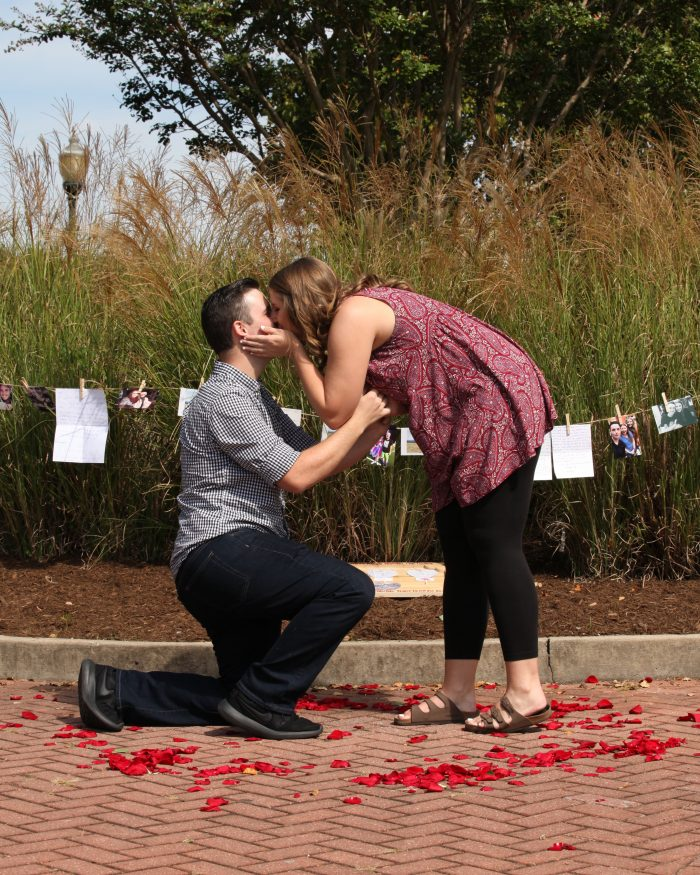 Kelsey's Proposal in Chattanooga, TN