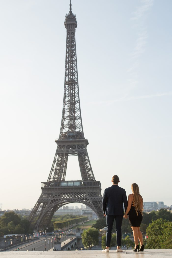 Marriage Proposal Ideas in Paris , France