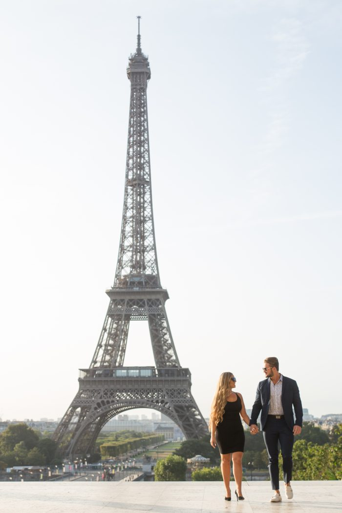 Wedding Proposal Ideas in Paris , France