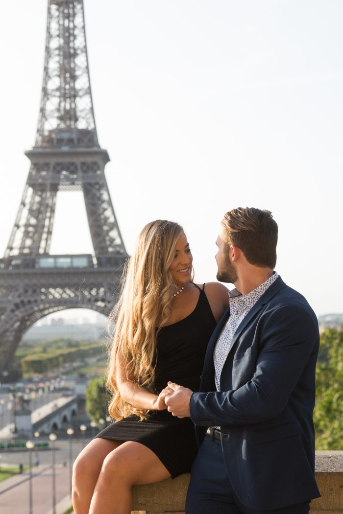 Where to Propose in Paris , France