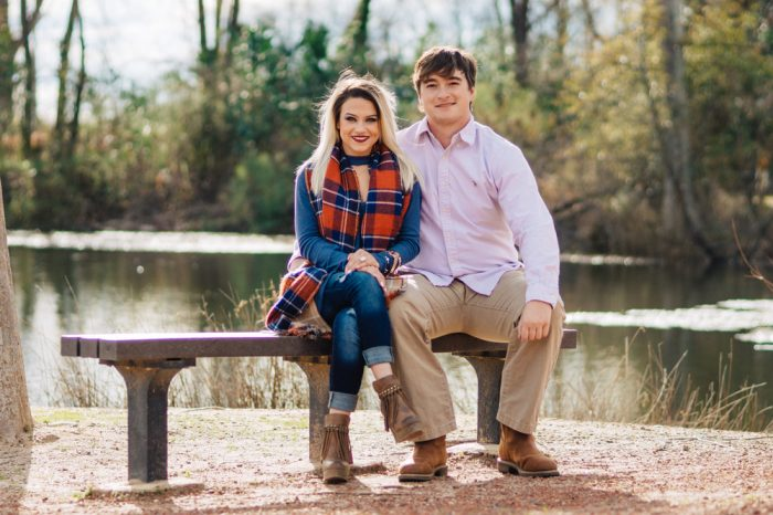 Image 1 of Kayla and Justin
