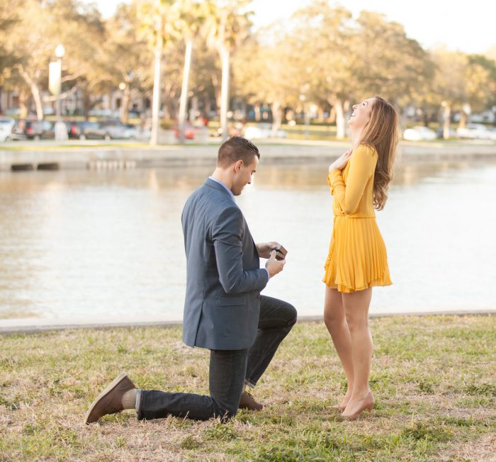 Wedding Proposal Ideas in St. Petersbug, FL