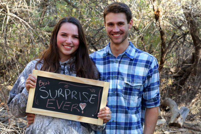 Image 1 of Mitchel and Kayla