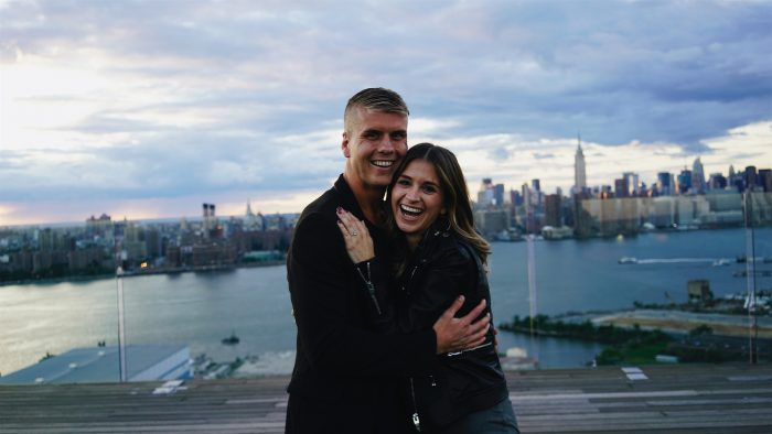 Engagement Proposal Ideas in Williamsburg, Brooklyn
