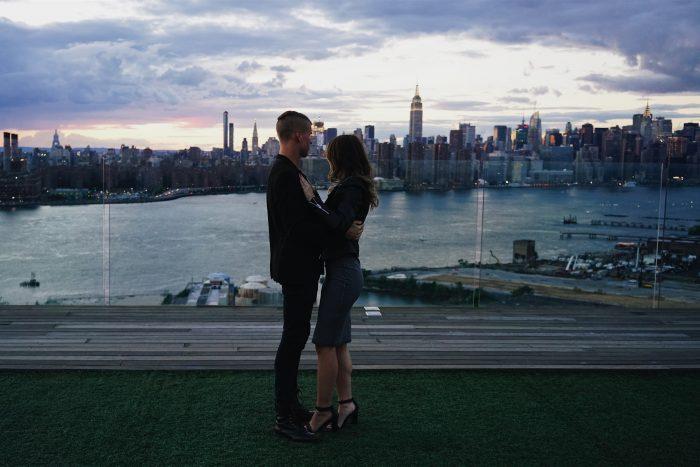 Lauren's Proposal in Williamsburg, Brooklyn