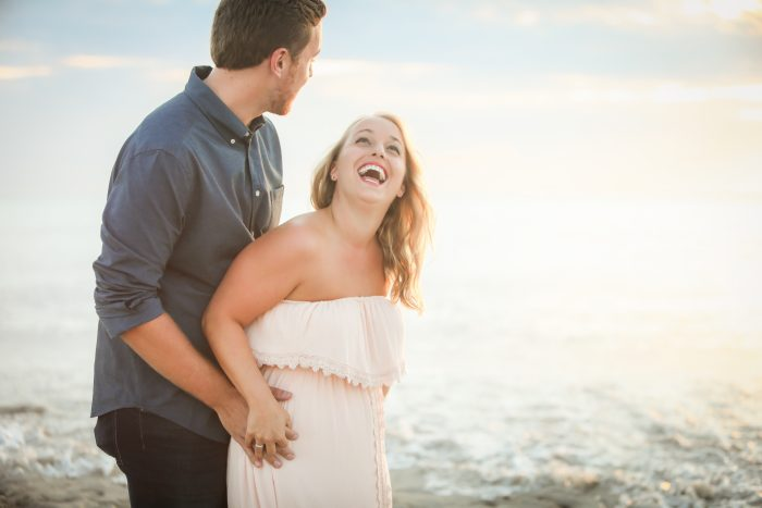 Engagement Proposal Ideas in Sunset Beach, Cape May New Jersey