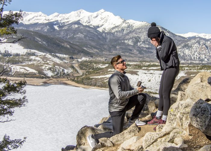 Engagement Proposal Ideas in Frisco, CO