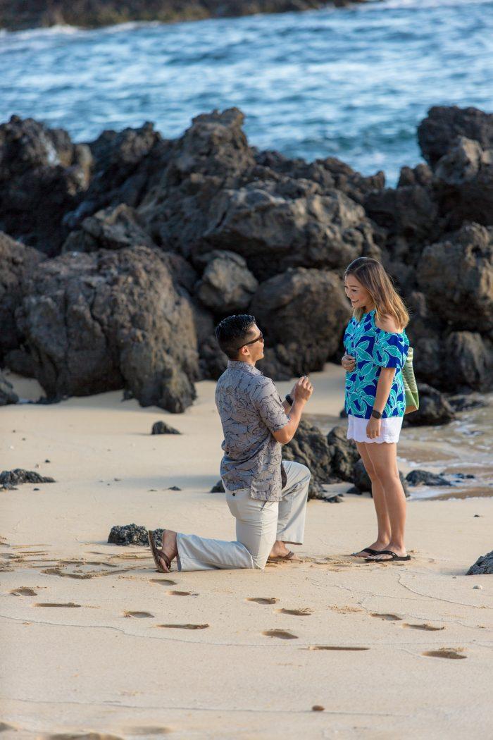 Marriage Proposal Ideas in Maui, Hawaii