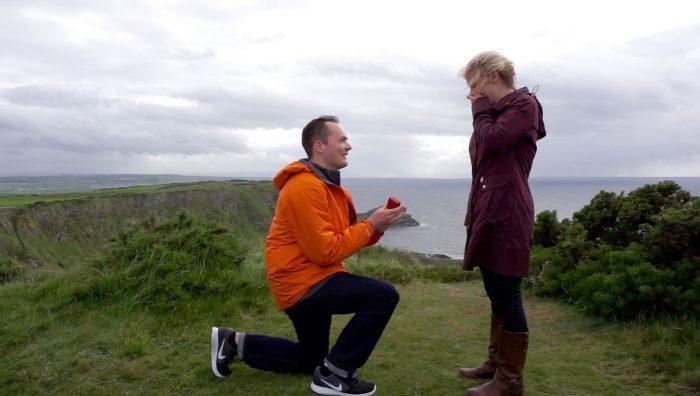 Wedding Proposal Ideas in Northern Ireland