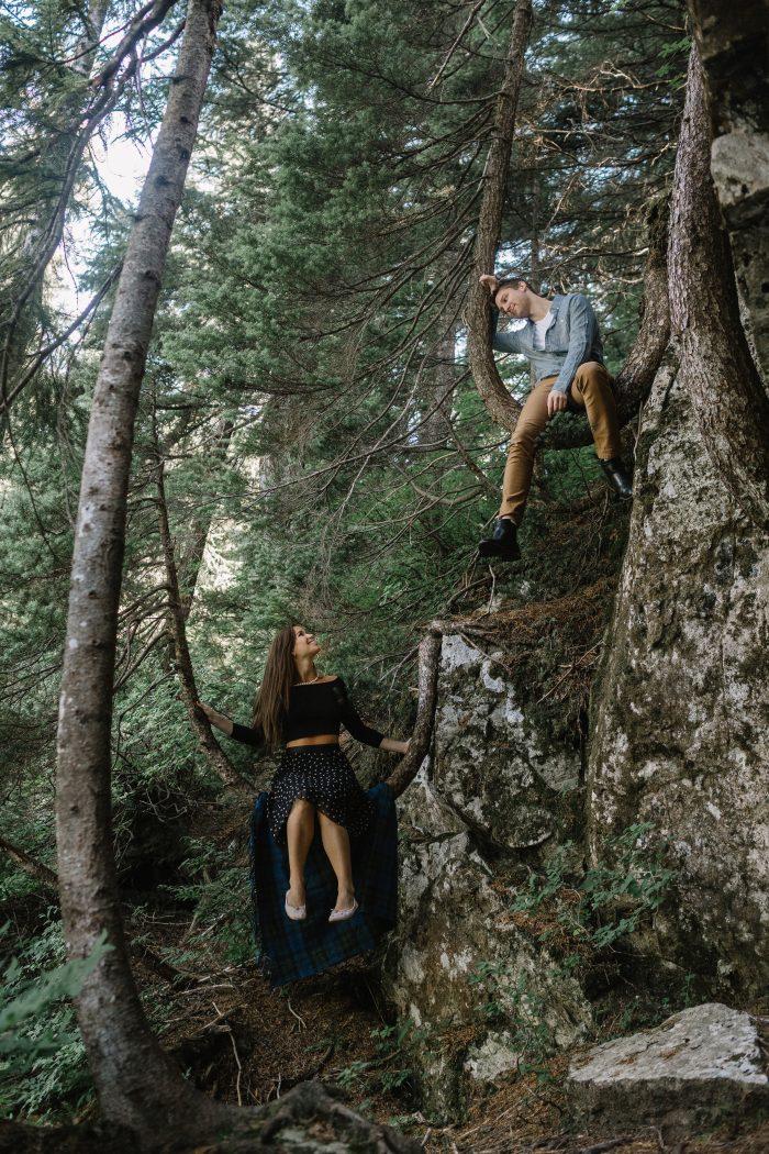 Marriage Proposal Ideas in Oregon Coast