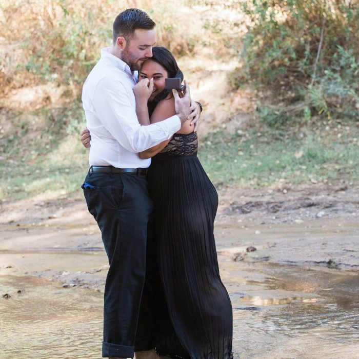 Engagement Proposal Ideas in Hassayampa River, Wickenburg, AZ