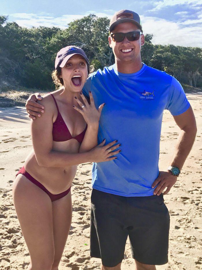 Marriage Proposal Ideas in Atlantic Beach, North Carolina