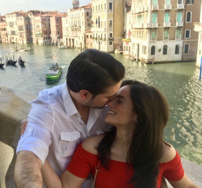 Amanda's Proposal in Positano, Italy