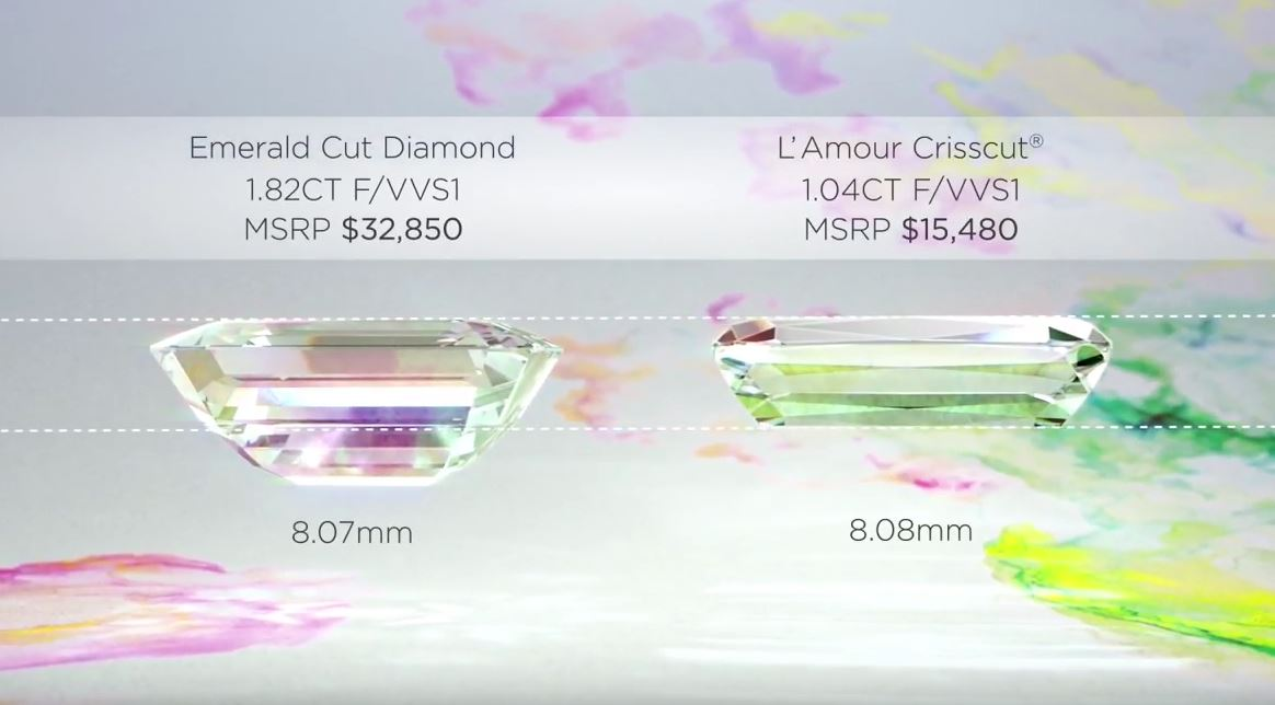 Image 6 of The New Diamond Cut with the Bigger Look