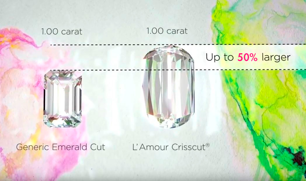 Image 4 of The New Diamond Cut with the Bigger Look