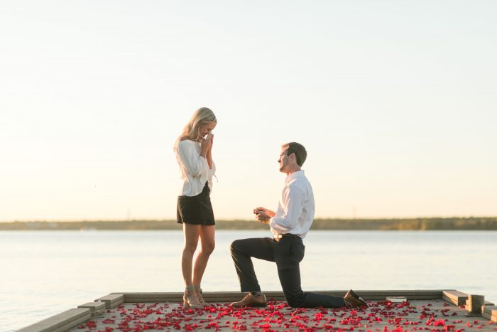 Engagement Proposal Ideas in Norman, Oklahoma