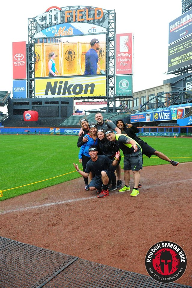Marriage Proposal Ideas in Citi Field Ny, NY (Spartan Race)