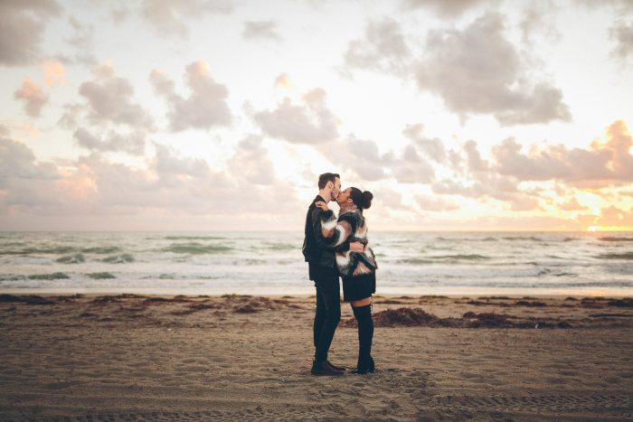 Where to Propose in Hollywood Beach in Fort Lauderdale, Florida
