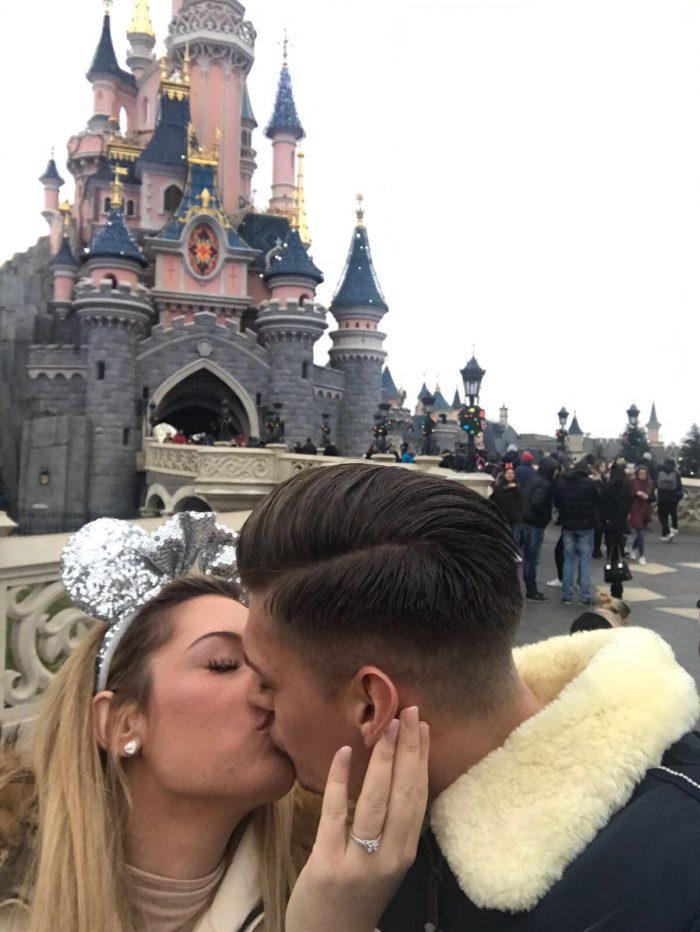 Where to Propose in Disneyland paris