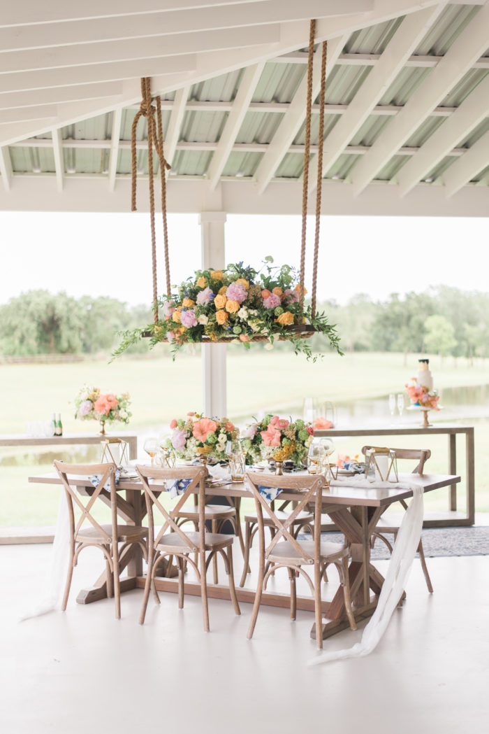 Where to Propose in The Farmhouse, Montgomery, TX