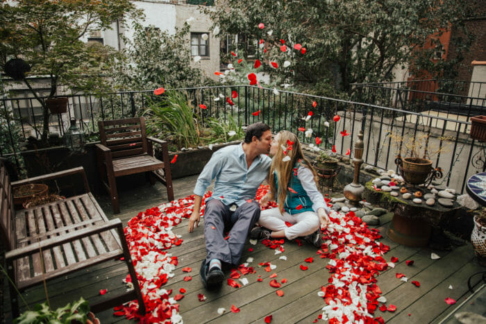Wedding Proposal Ideas in Upper West Side, New York
