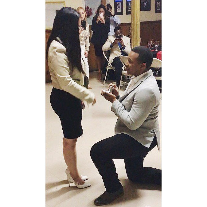 Where to Propose in Leadenhall Baptist Church, Baltimore, MD