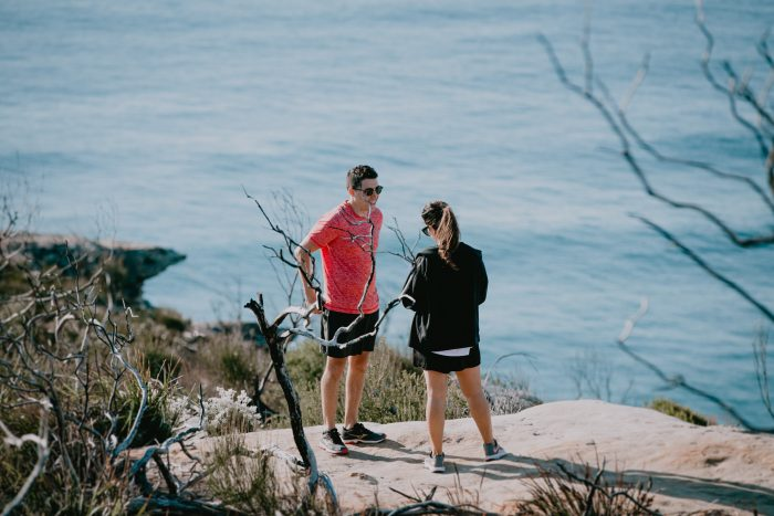 Where to Propose in Palm Beach Lighthouse, Sydney Australia