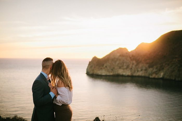 Engagement Proposal Ideas in Two Harbors, Catalina Island