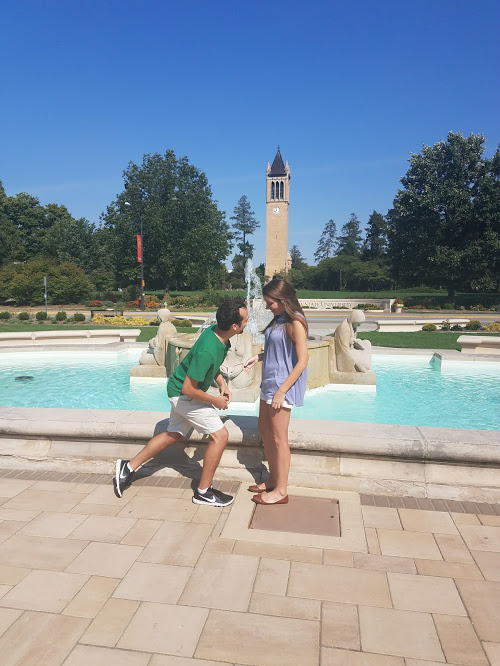 Engagement Proposal Ideas in Iowa State University