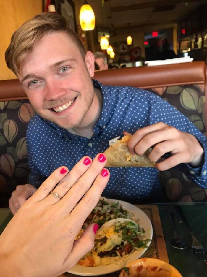 Veronica's Proposal in Alta Loma, California