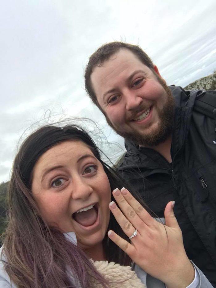 Wedding Proposal Ideas in Cliffs of Moher, Ireland