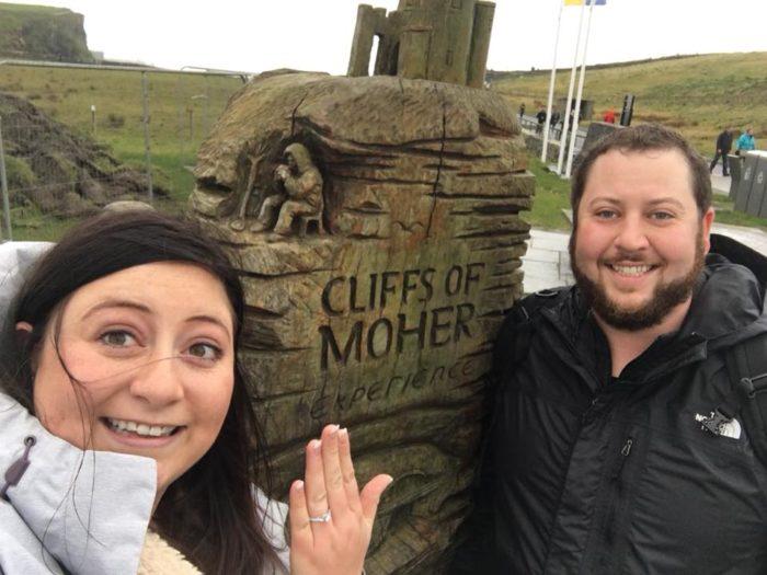 Proposal Ideas Cliffs of Moher, Ireland