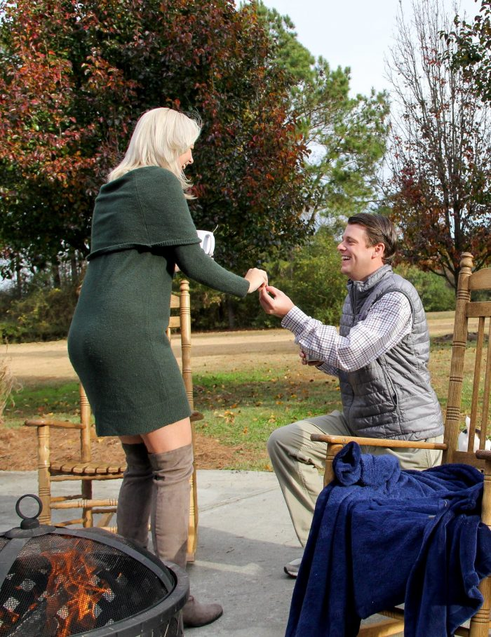Marriage Proposal Ideas in Clinton, North Carolina