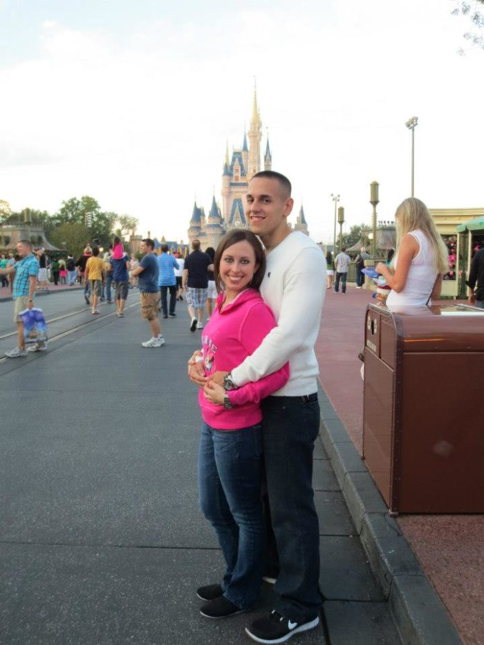 Wedding Proposal Ideas in Disney