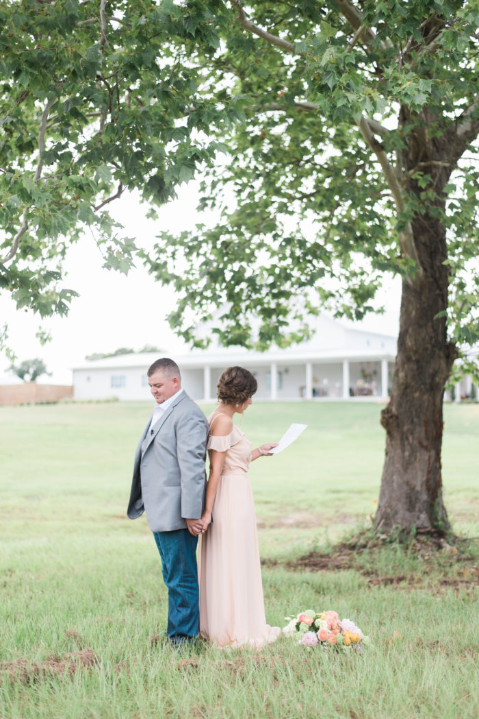 Marriage Proposal Ideas in The Farmhouse, Montgomery, TX