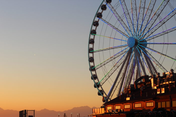 Where to Propose in Seattle, Washington