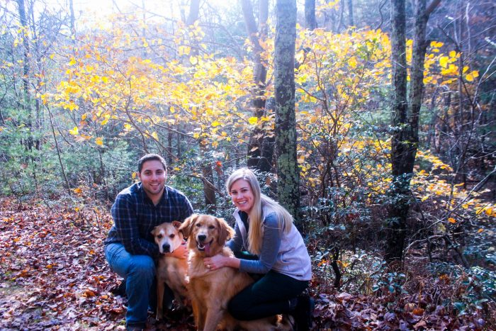 Marriage Proposal Ideas in Planting Fields Arboretum