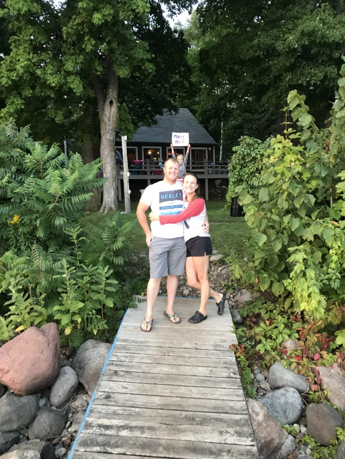 Where to Propose in Lake Mille Lacs, Minnesota
