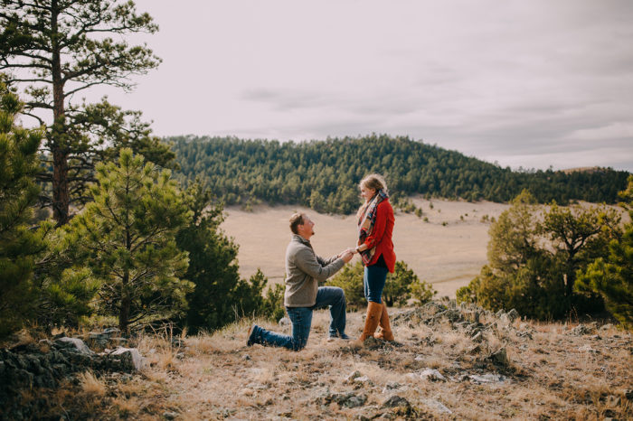 Marriage Proposal Ideas in Family Ranch, Lusk, Wyoming