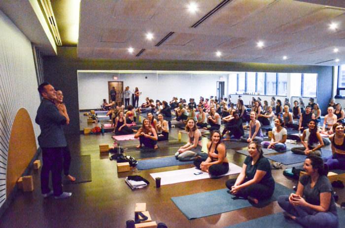 Marriage Proposal Ideas in Yoga Tree Studios (Bay & Dundas) - Downtown Toronto