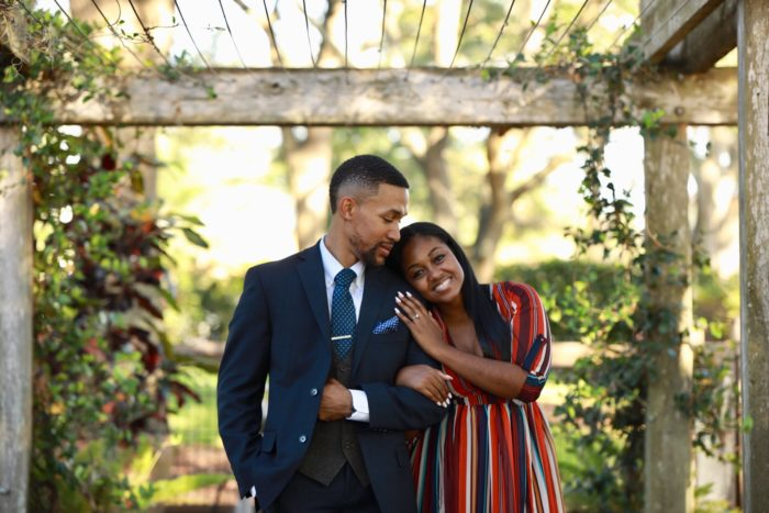 Wedding Proposal Ideas in Hillstone Wintergarden in Orlando, FL
