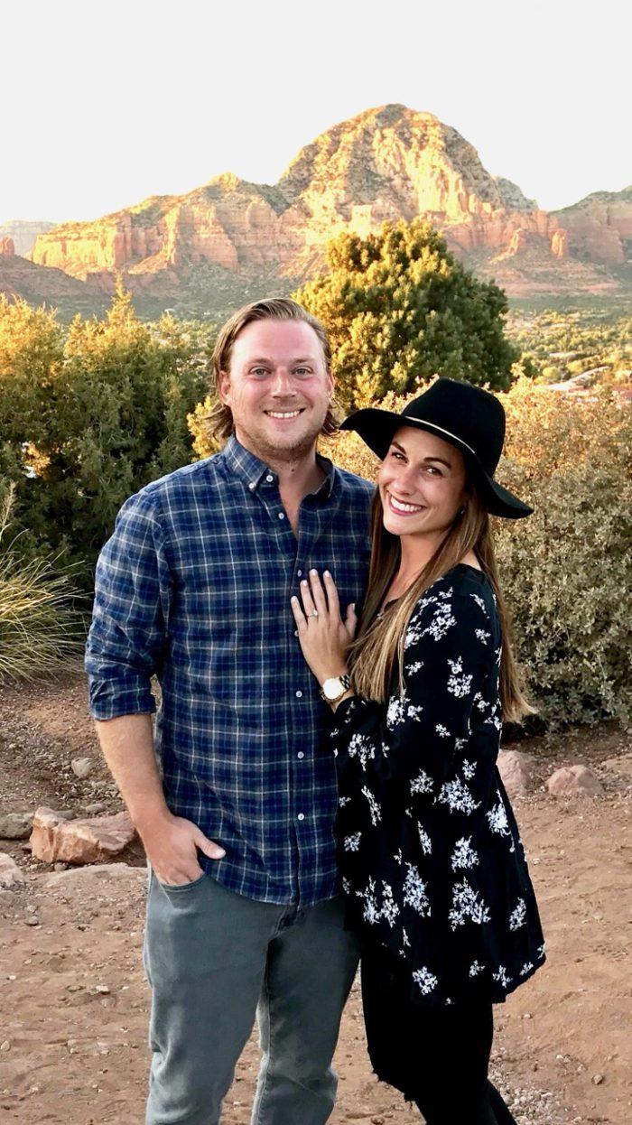 Ashley's Proposal in Grand Canyon, AZ