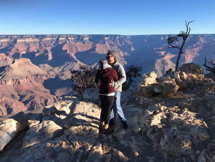 Proposal Ideas Grand Canyon, AZ