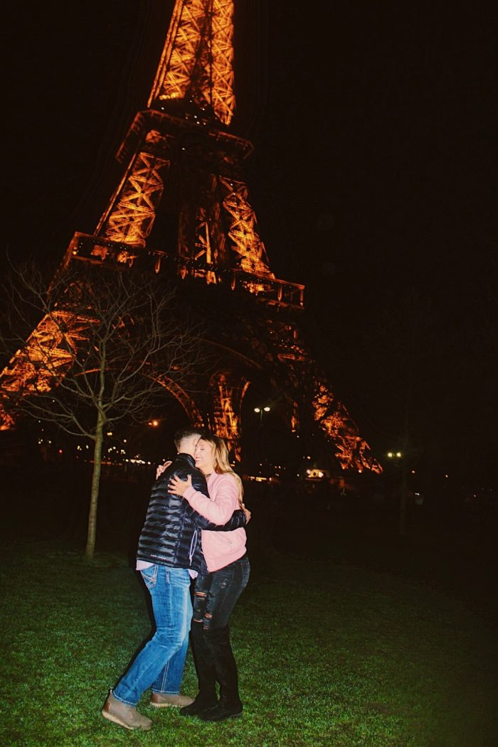 Wedding Proposal Ideas in Paris, France