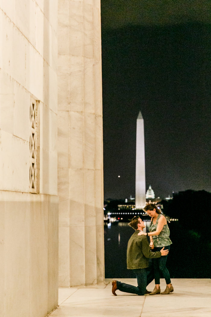 Marriage Proposal Ideas in Washington DC