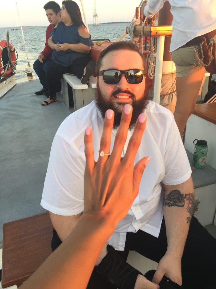 Jess's Proposal in Charleston, SC