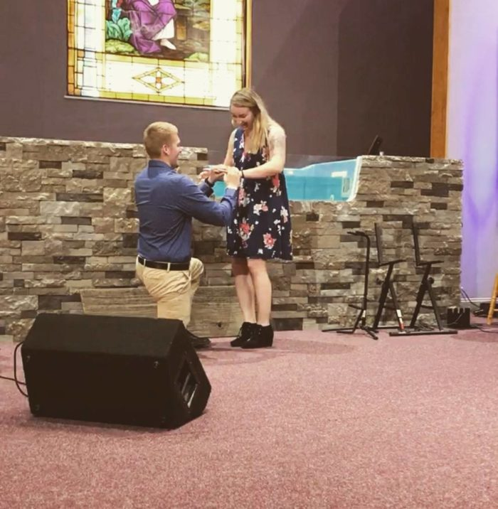 Engagement Proposal Ideas in Rising Sun Indiana