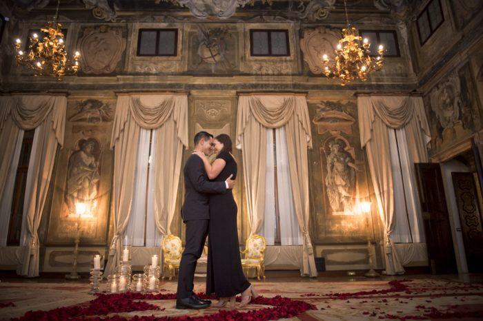 Wedding Proposal Ideas in Venice